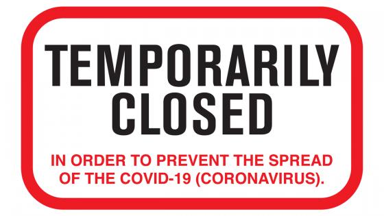 Wellness Club închis temporar